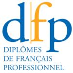Logo du Diplôme de français professionnel