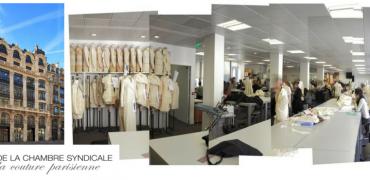 L'École de la Chambre Syndicale de la Couture Parisienne