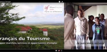 Développer le français du tourisme en Tanzanie