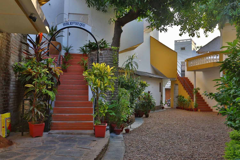 2016 AF Pondichéry