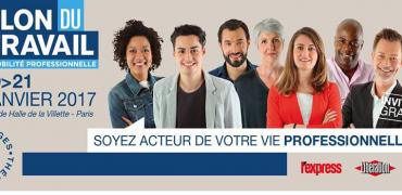 Salon du Travail et de la Mobilité professionnelle