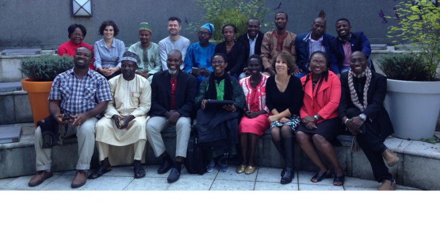 Favoriser le français professionnel au Nigeria