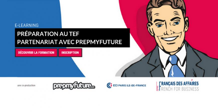 Préparez-vous au TEF avec PrepMyFuture !