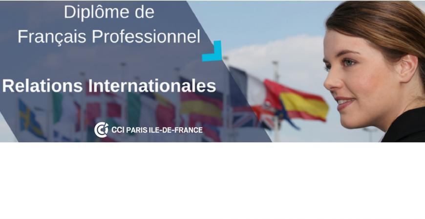 3 nouveaux Diplômes Relations internationales sont disponibles !