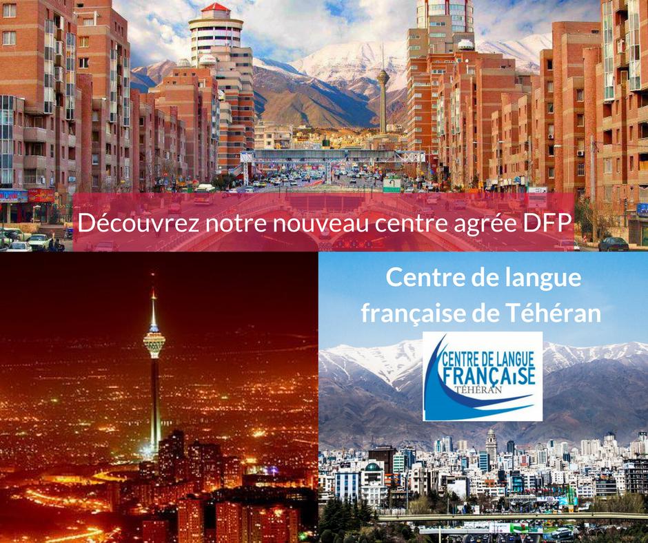 Centre de langue française de Téhéran, Iran