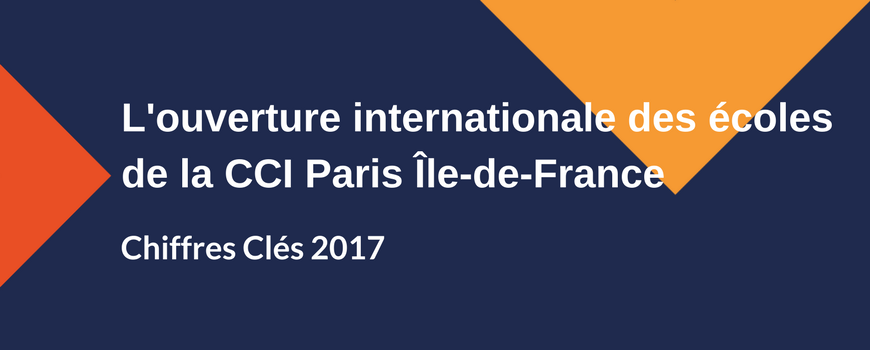 En 2017 plus de 24 des tudiants de la cci paris le de for Chambre de commerce international de paris