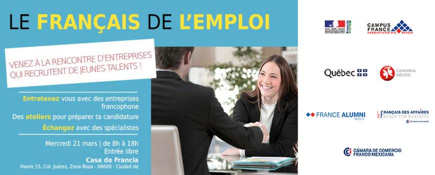 Actualité Forum de l'emploi au Mexique