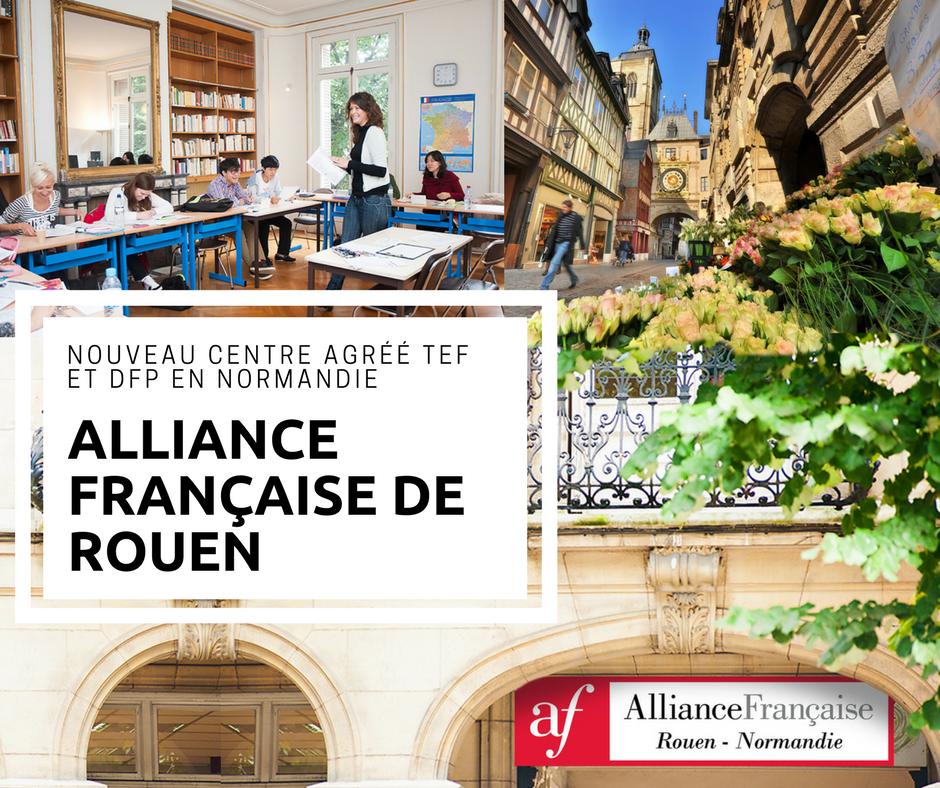 RS Alliance française de Rouen