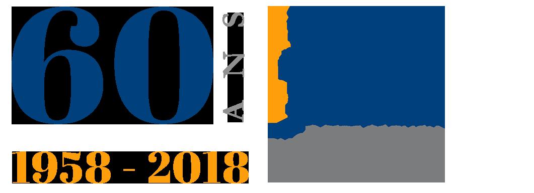 Logo 60 ans du DFP