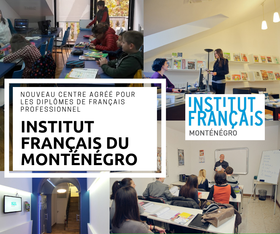 institut français monténégro