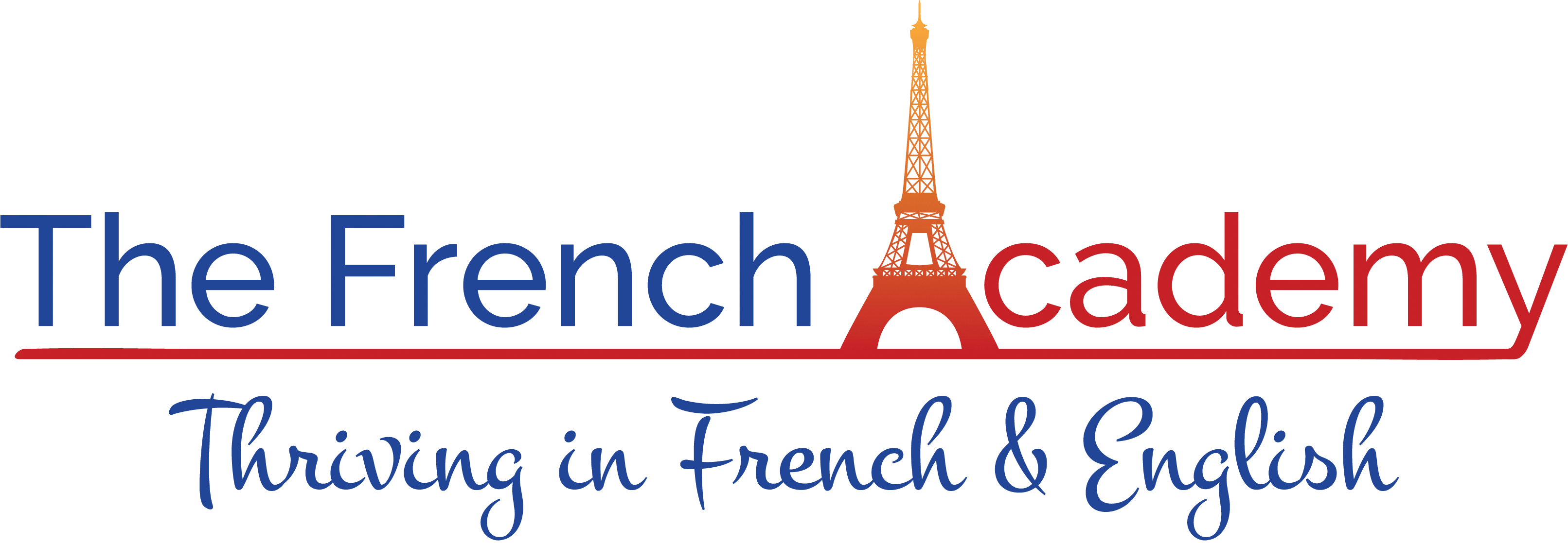 The French Academy Logo