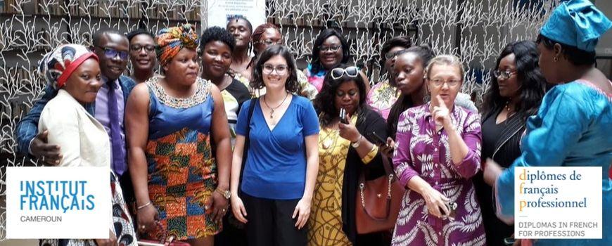 le français professionnel au Cameroun