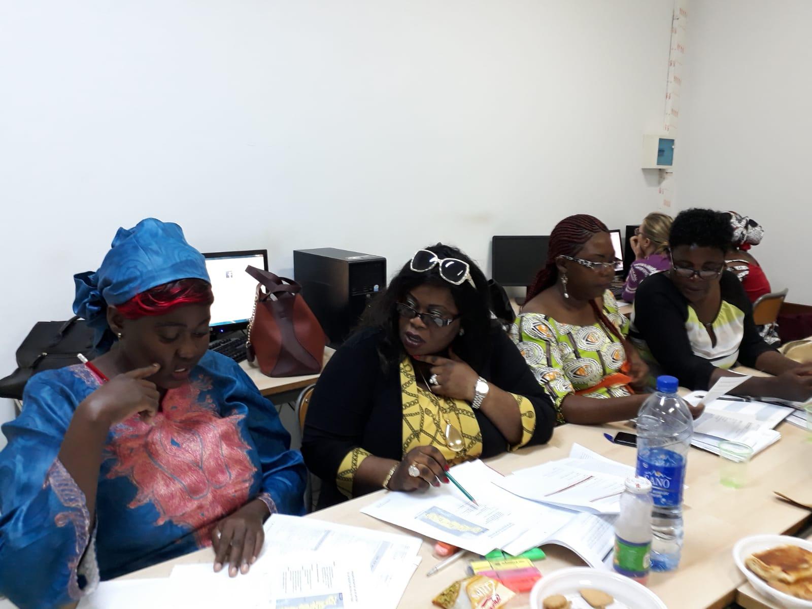 français professionnel au Cameroun