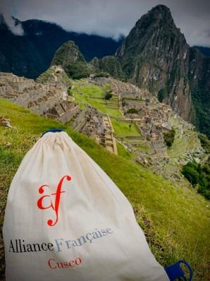 français du tourisme Cusco Perou
