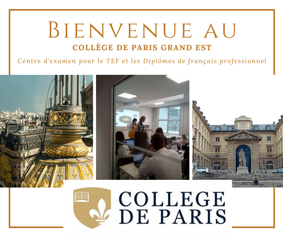 College de Paris Grand Est