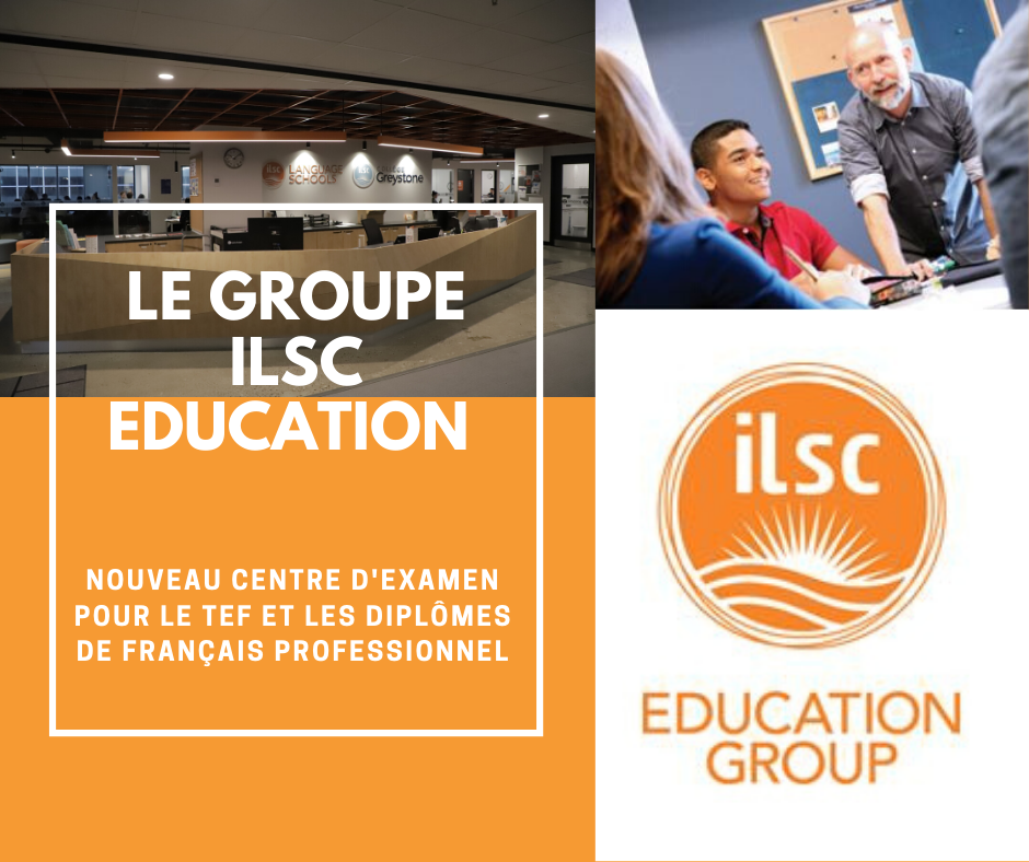 images centre d'examen ILSC EDUCATION