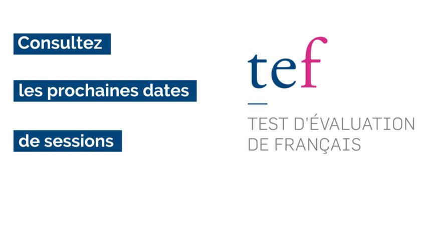 Réouverture progressive des centres de passation TEF