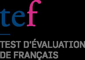 logo TEF test d'évaluation de français